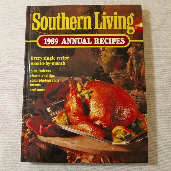 1989 Southern Living Annual Recipes